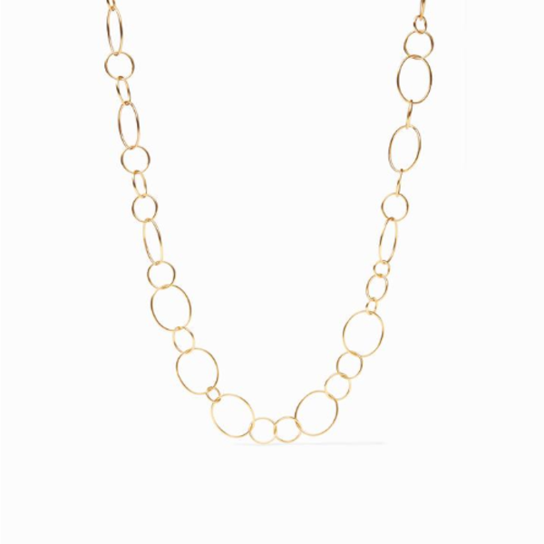 Closeup photo of Colette Smooth Necklace